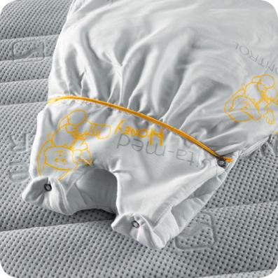 Schlafsack für Babies und Kinder